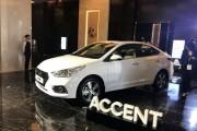 Hình ảnh Hyundai Accent 2018 tại Hyundai Huế