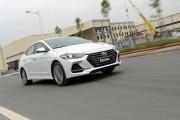 Hyundai Elantra Sport chiếc sedan mạnh nhất phân khúc