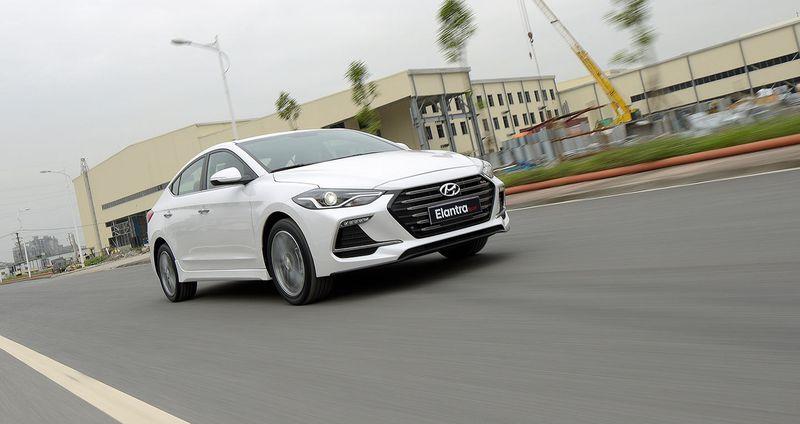 Hyundai Elantra Sport